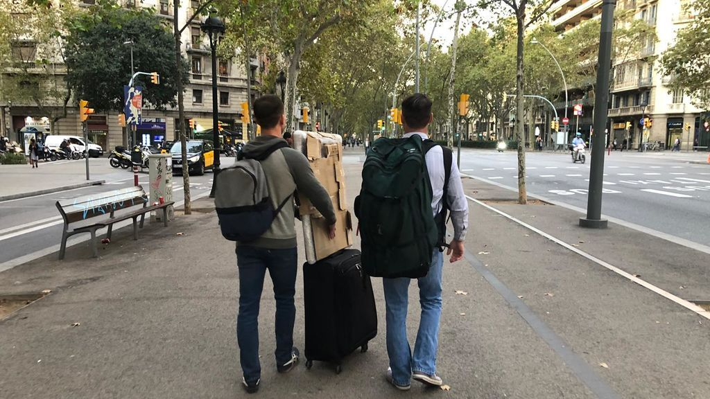 Barcelona, de manifestación