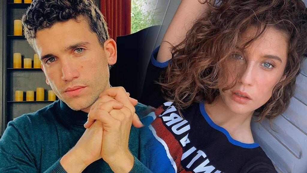María Pedraza y Jaime Lorente han roto en redes sociales: las pruebas del posible fin de su relación