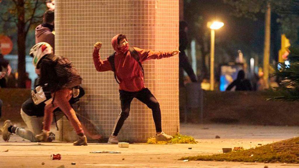 La batalla campal también se vive en Girona y Tarragona