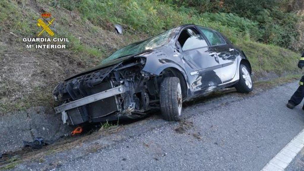 Tiene un accidente y es identificado por un vídeo que colgó en las redes sociales conduciendo temerariamente