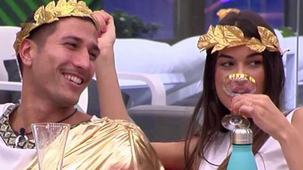 Estela podría estar traicionando a Diego Matamoros con Gianmarco en 'GH VIP'