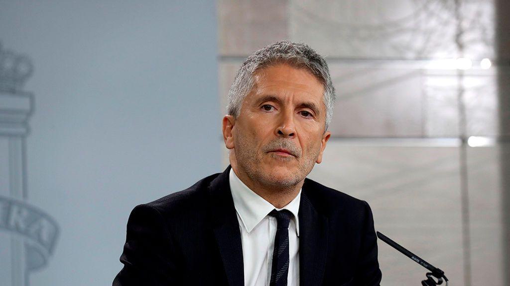 El ministro del Interior se desplaza a la Barcelona ante la gravedad de los disturbios