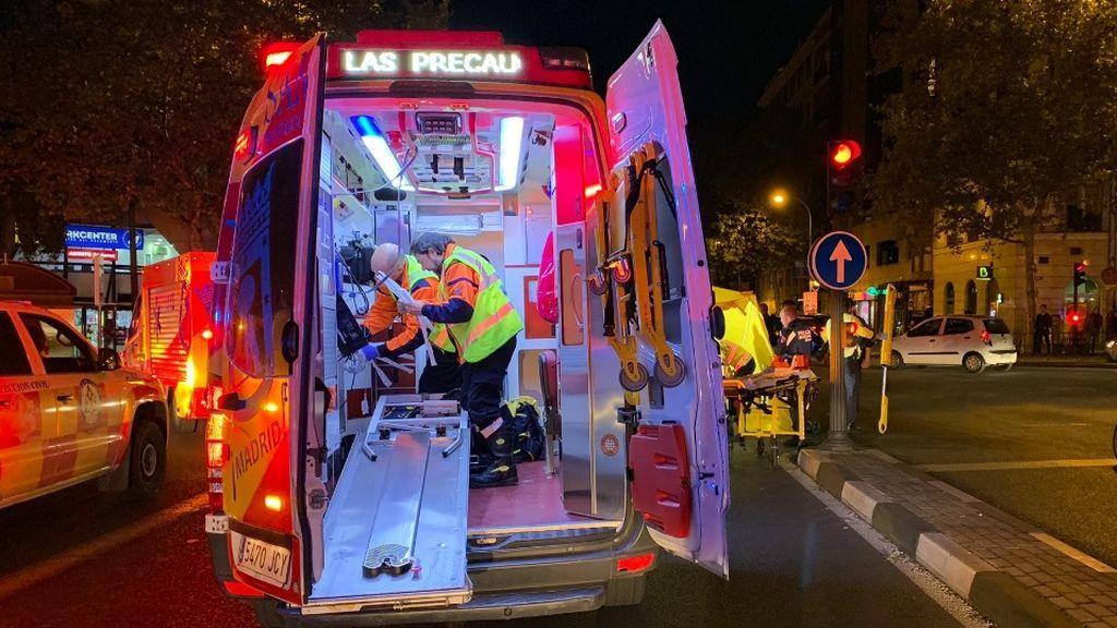 Herido grave por arma blanca un joven de 21 años en el distrito de Carabanchel, Madrid