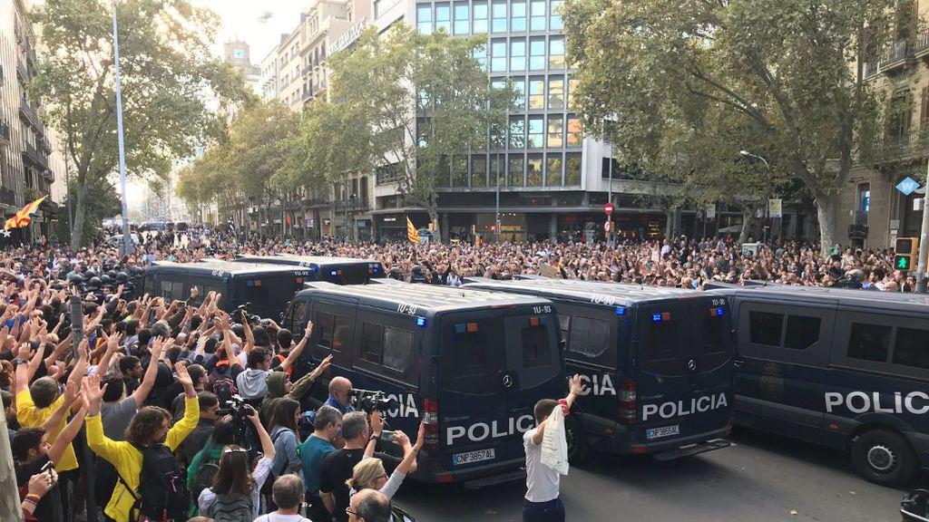 La Barcelona pacifica: 2 nuevas concentraciones