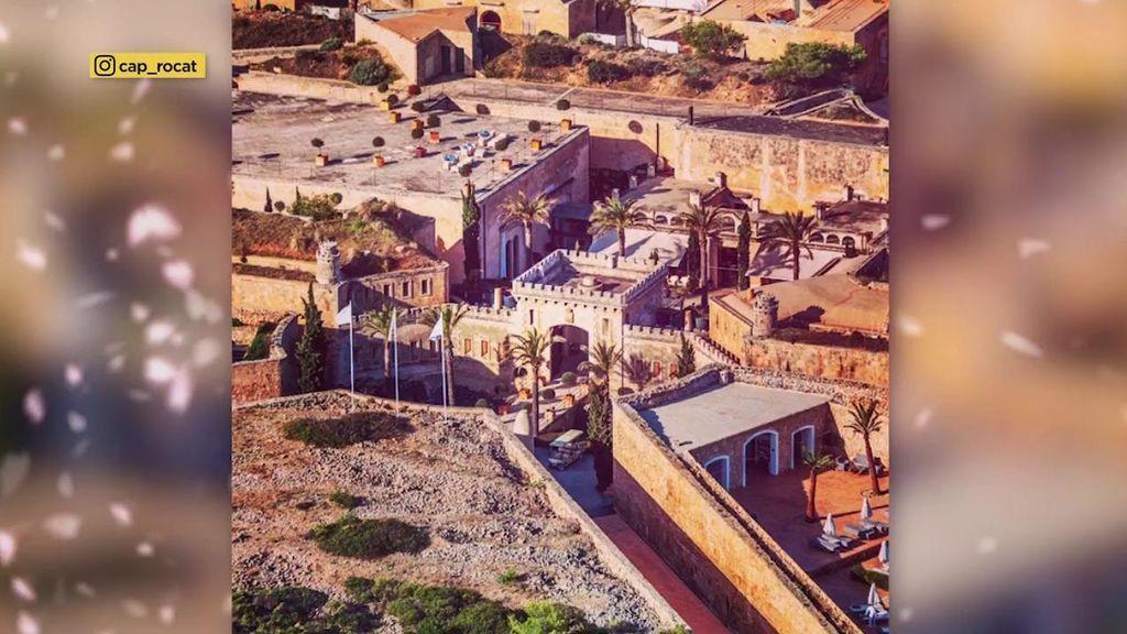 Descubrimos todos los detalles de la Fortaleza de Pollensa, el lugar elegido por Rafa Nadal y Xisca Perelló para celebrar su boda