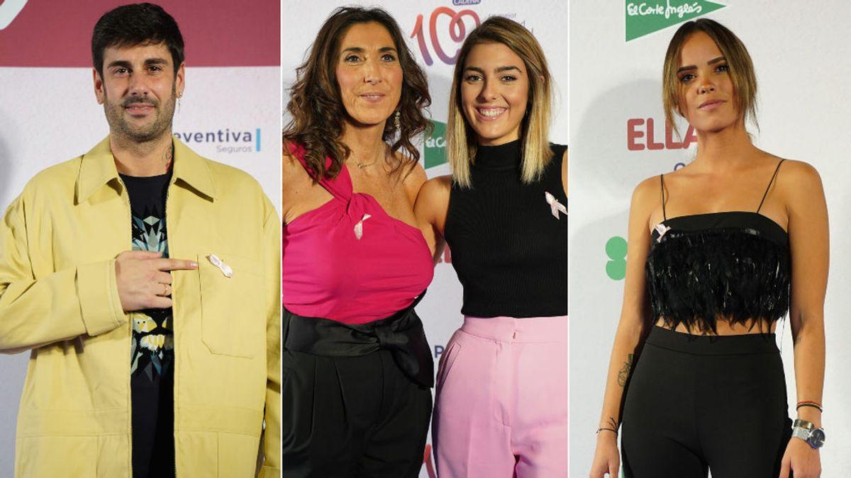 Melendi, Alaska o Gloria Camila se unen 'por ellas': la alfombra roja del concierto de Cadena 100