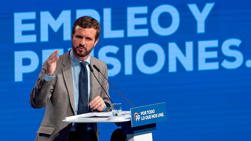 Casado exige a Sánchez que restablezca el orden en Cataluña