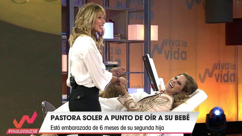 Momentazo con Pastora Soler