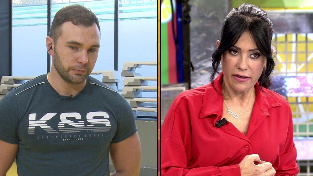"""Maite Galdeano cree que su hijo no hace """"méritos"""" para ganarse su cariño y éste le responde: """"Los méritos para mi madre es ganar dos realities"""""""