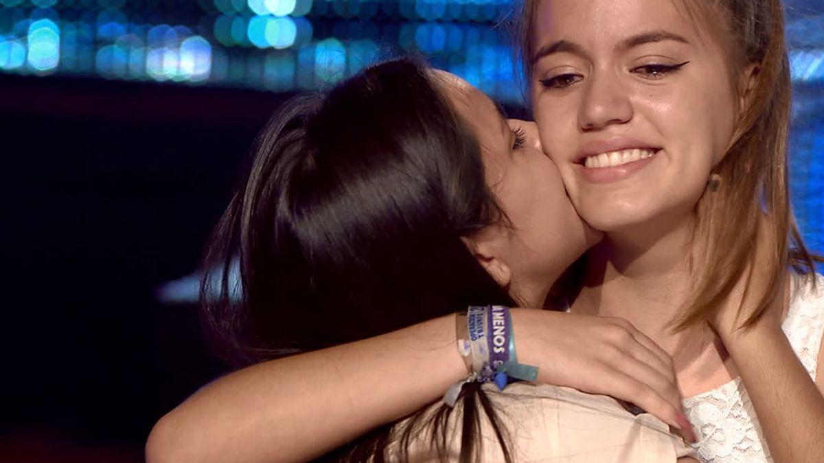 La preciosa y emotiva sorpresa de Julia a su hermana Lucía conmociona al público y al jurado de 'Got Talent'
