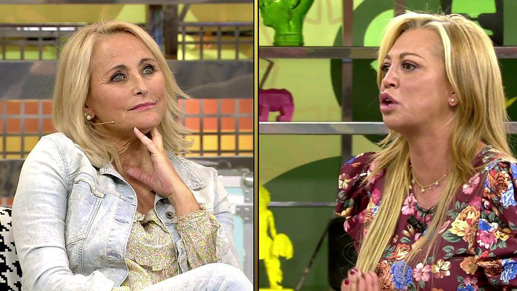 """A Lucía Pariente no le gusta lo que Belén Esteban ha dicho de su hija: """"Me parece tan canalla…"""""""