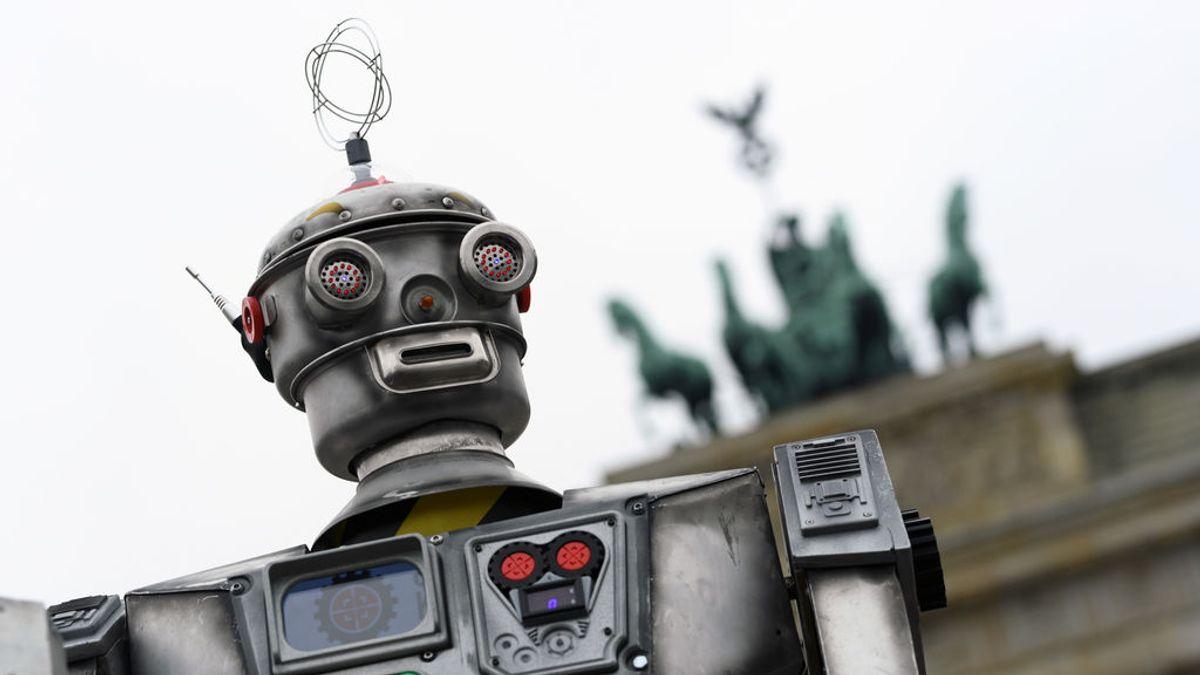 Una campaña liderada por un droide pacífico pedirá a la ONU el fin del desarrollo de robots asesinos