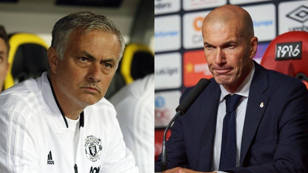¿Cambiarías a Mourinho por Zidane?