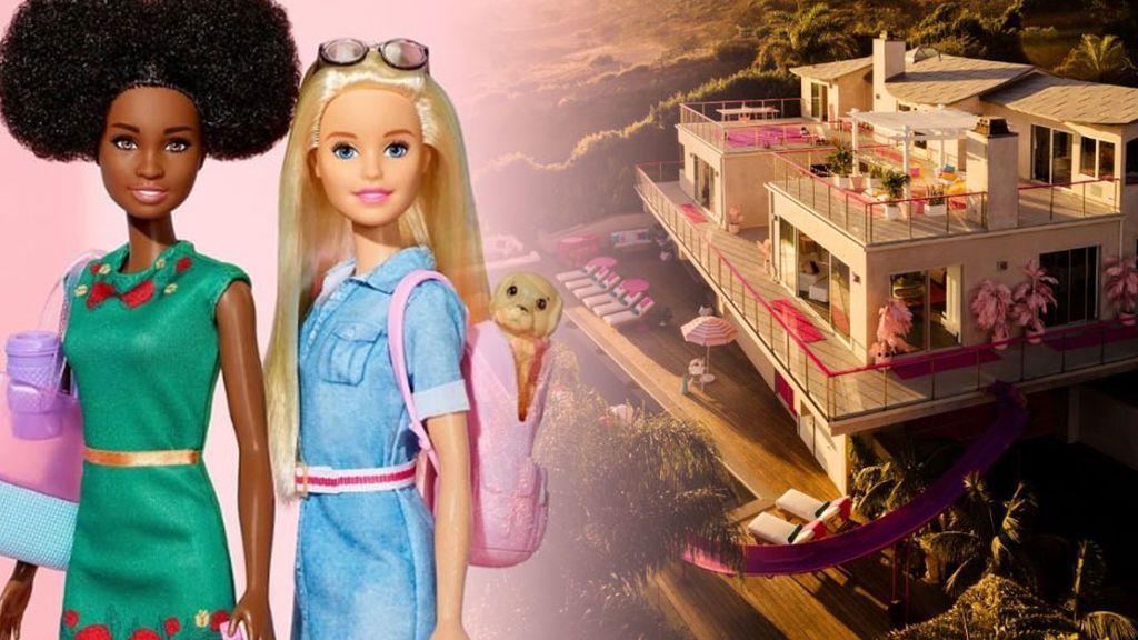 La mansión Barbie se alquila