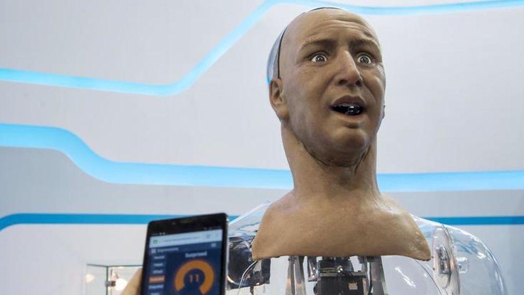 Una empresa ofrece 116.125 euros a quien le ceda los derechos de su rostro para crear un robot