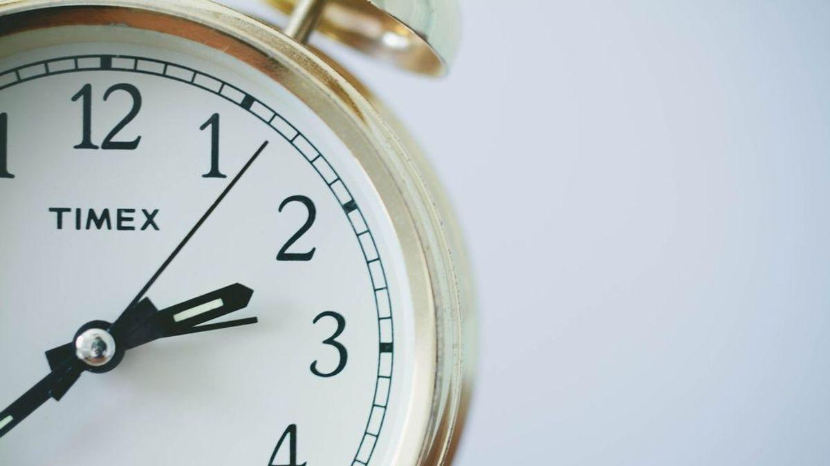 Cambio de hora: este domingo mejor no te eches siesta