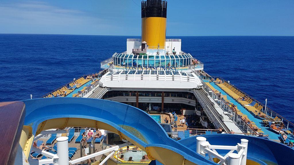 Costa Cruceros: la compañía líder en la movilidad sostenible del turismo en alta mar