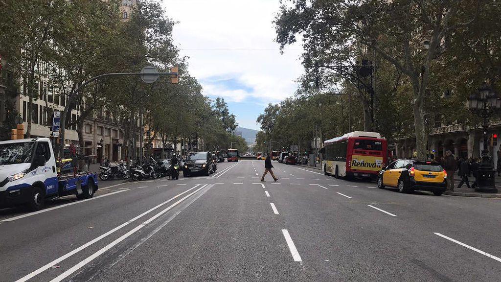 Barcelona reclama diálogo