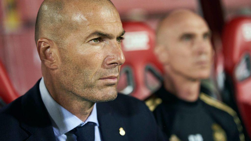 Zidane, ante su examen más duro: visita a Estambul para calmar los ánimos