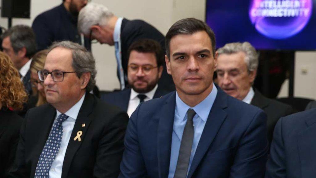 Pedro Sánchez envia una carta a Torra recordándole sus obligaciones.