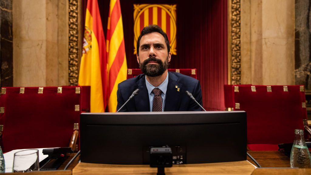 El parlamento catalán desoye al Constitucional  y debatirá sobre su autodeterminación y la monarquía