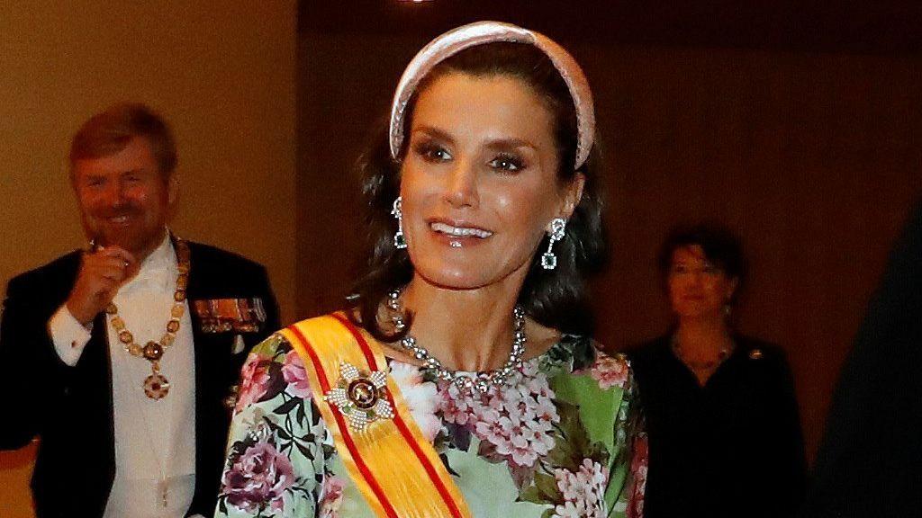 El estilo de la Reina Letizia acapara todas las miradas y comentarios