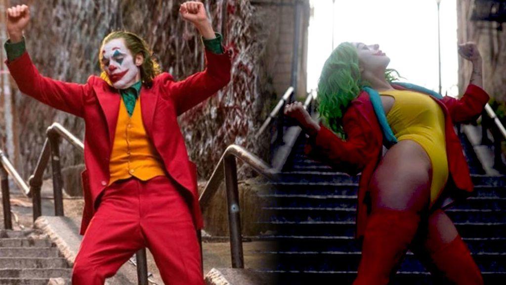 El 'Joker Challenge' es peligroso: bajar las escaleras de moda tiene su  riesgo