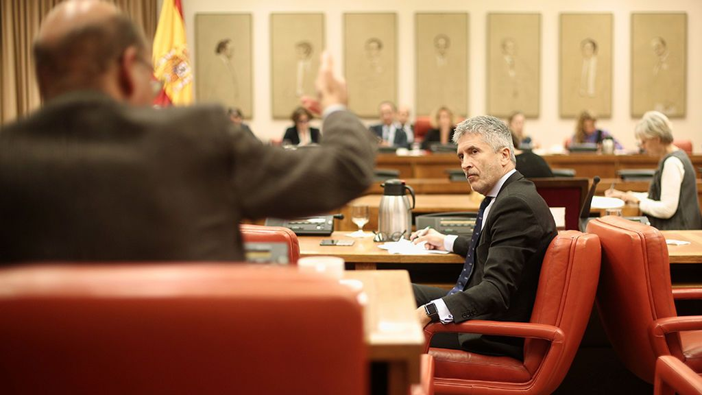 Reunión de la Diputación Permanente en el Congreso