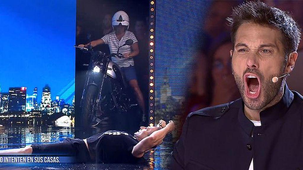 'Got Talent' crece 2,2 puntos y se distancia aún más del nuevo mínimo del formato  'La Voz Kids'