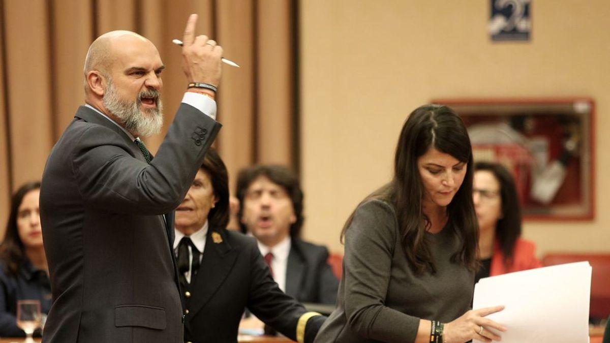Álvarez de Toledo acusa a la portavoz de Vox en el Congreso expulsada de convertir la Cámara Baja en un plató de televisión