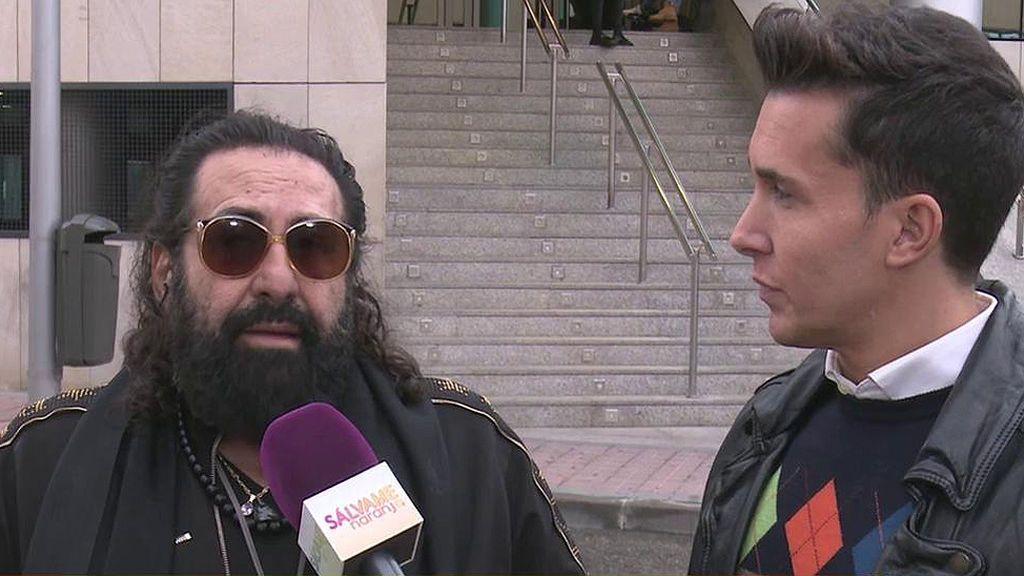 Juan Miguel, muy emocionado con el fallecimiento de Margarita Seisdedos