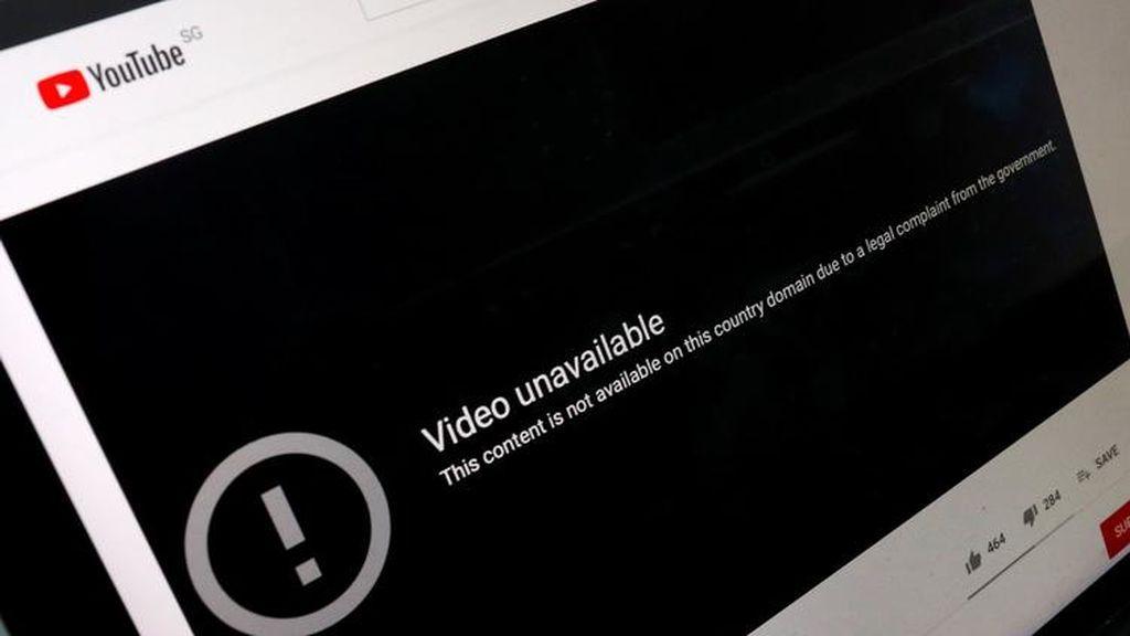 Youtube elimina el terrorífico vídeo llamado 1444 después de estar 16 horas online