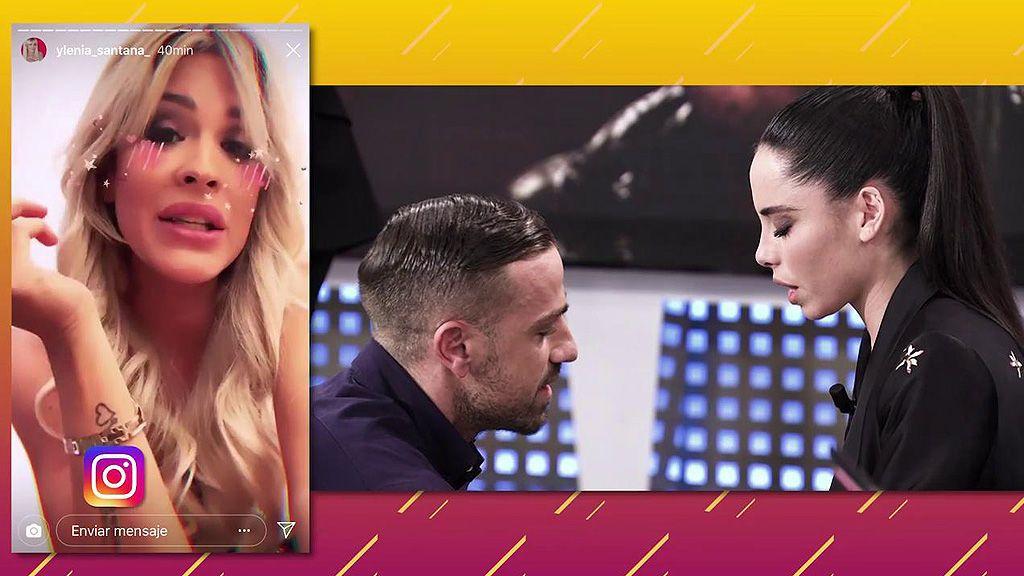 """La batalla en redes sociales de Rafa Mora e Ylenia Padilla: """"Consiguió una silla en 'Sálvame' por vender unos cuernos"""""""
