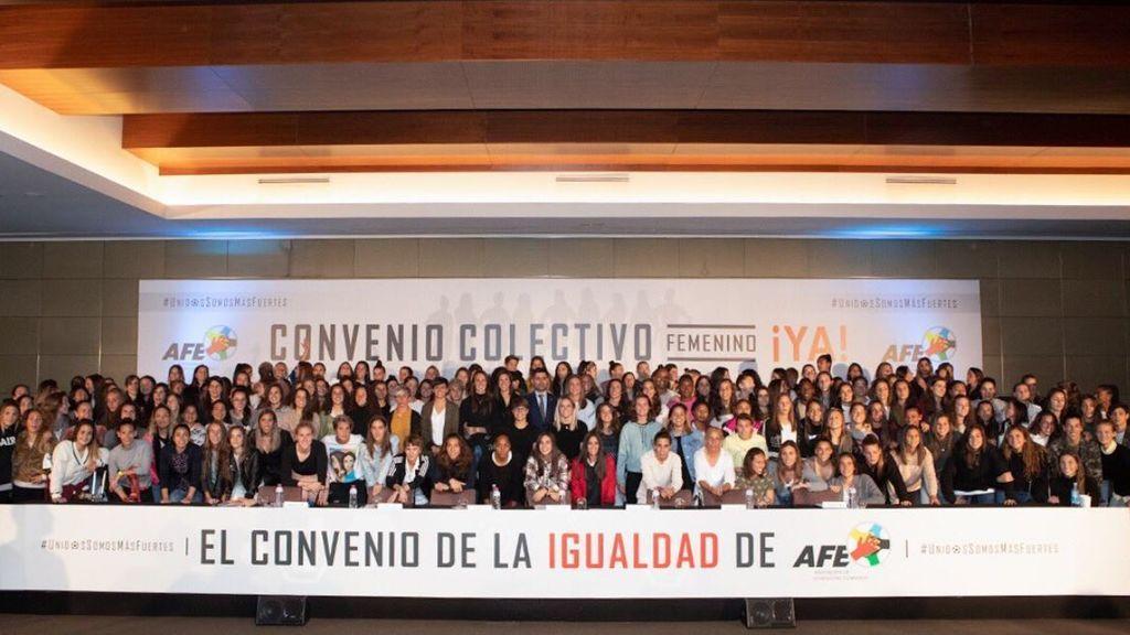 El fútbol femenino español va a la huelga: quieren conseguir los mismos derechos que el colectivo masculino