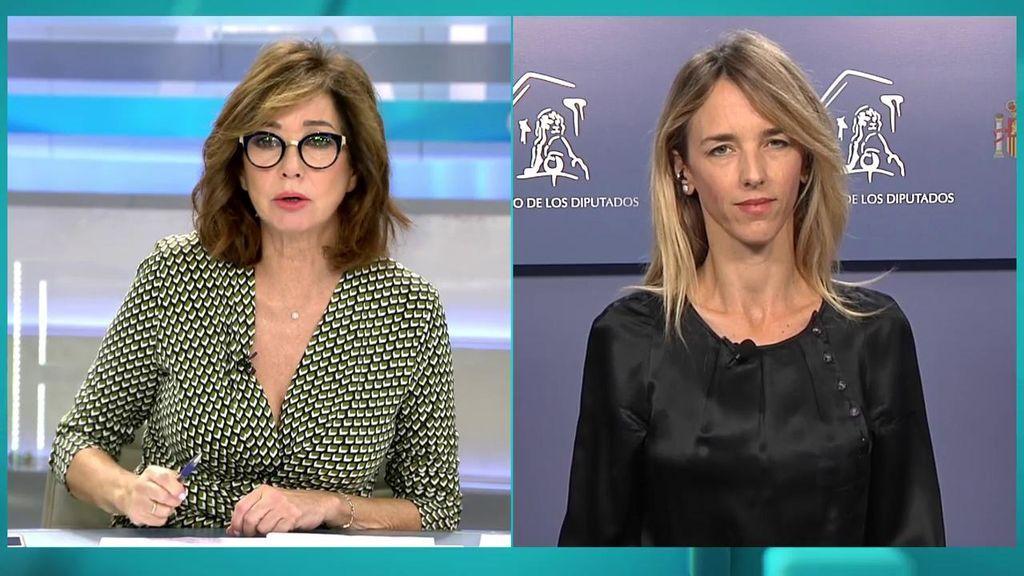 """Álvarez de Toledo: """"Sánchez no se planta ante los incendiarios porque es presidente gracias a ellos"""""""