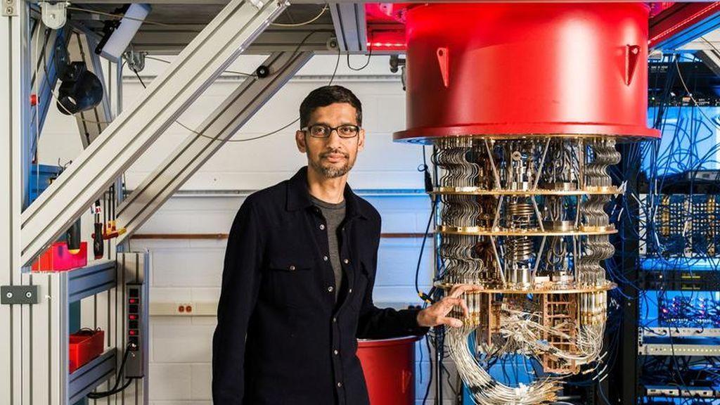 Google crea una computadora cuántica que superaría a la más rápida en tan sólo 200 segundos