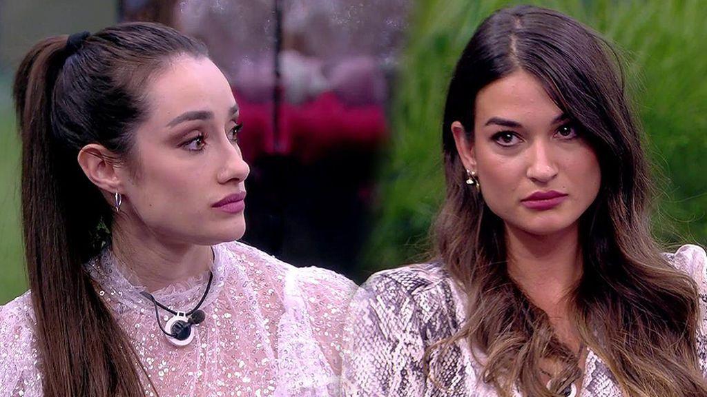 Vota: ¿Se amigarán Adara y Estela tras su discusión?