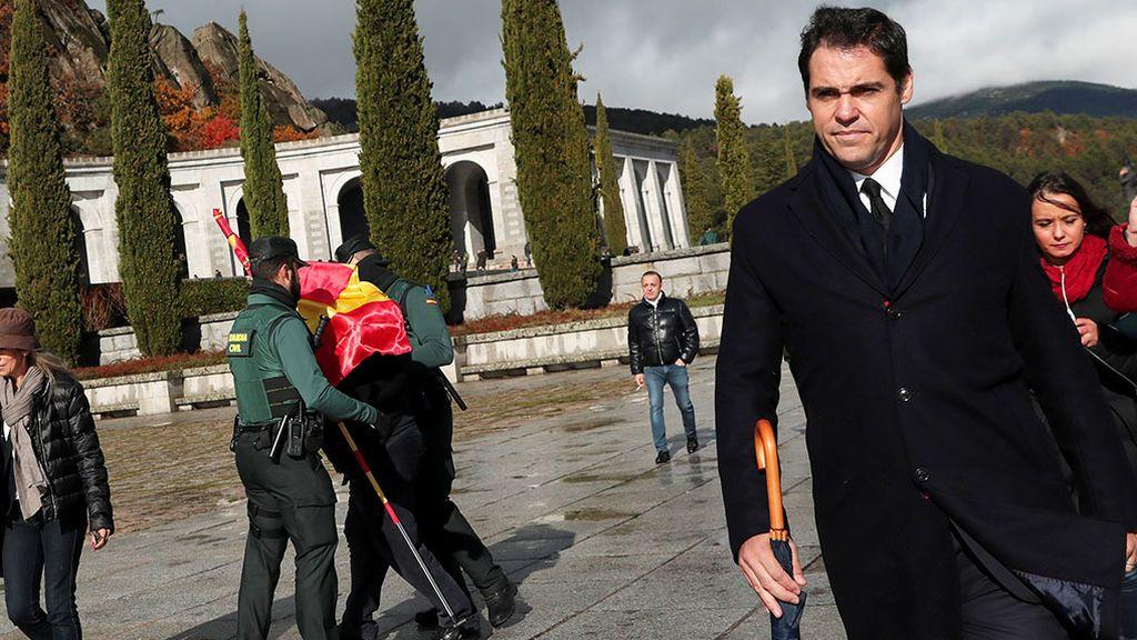 Cómo ver en TV la histórica exhumación de los restos de Franco