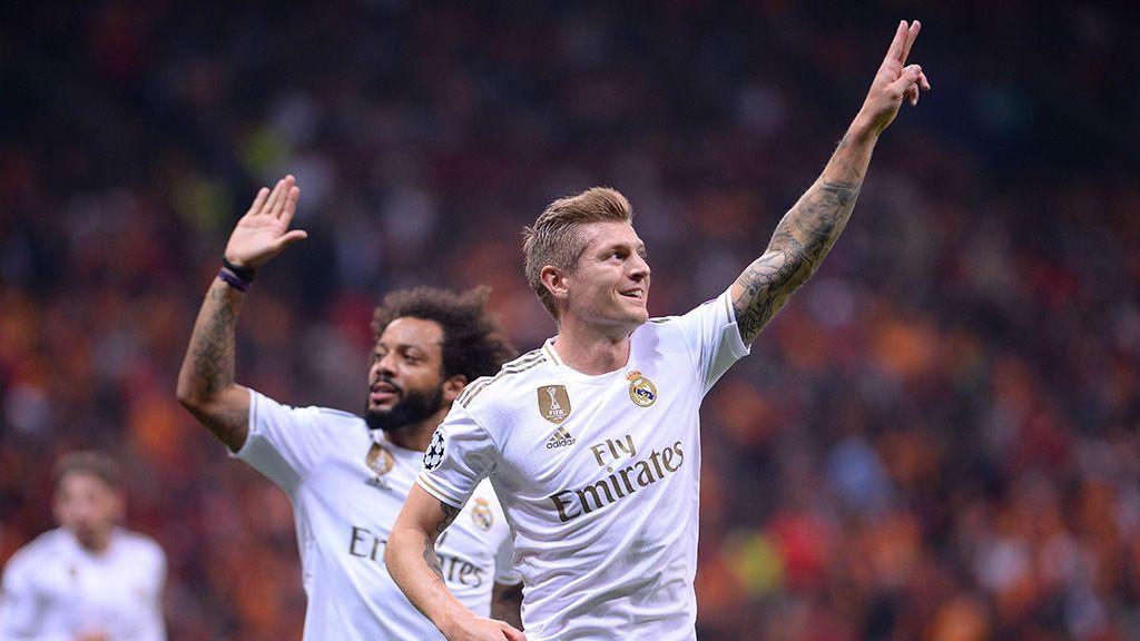 Zidane sobrevive al infierno