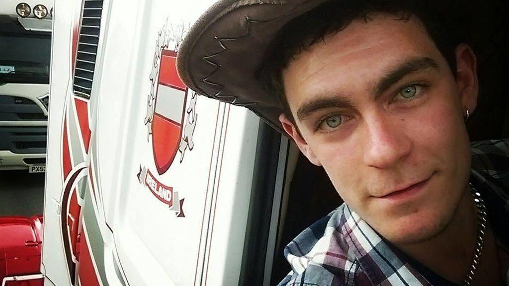 Mo Robinson, el camionero detenido en el Reino Unido por la muerte de 39 inmigrantes