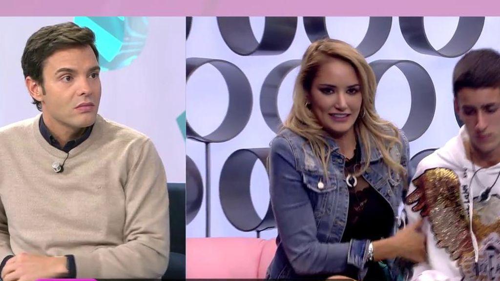 """Rossi: """"Para Alba todos tienen la culpa menos ella, la productora, sus ex o lo de fuera"""""""