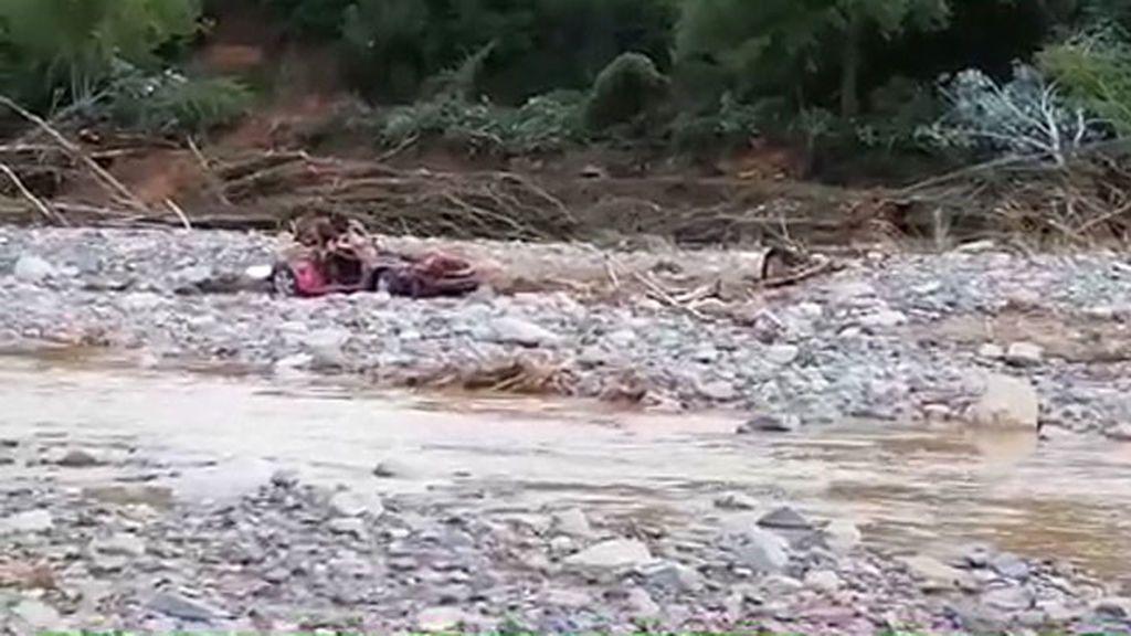 Camionero desaparecido