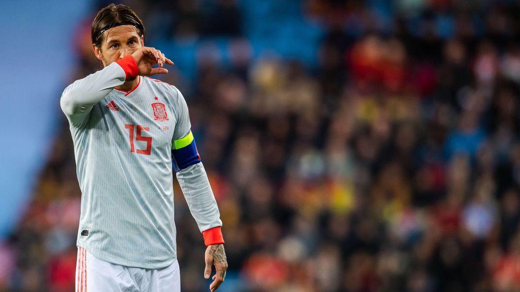 Hacienda multa con 1 millón de euros a Sergio Ramos por fraude fiscal
