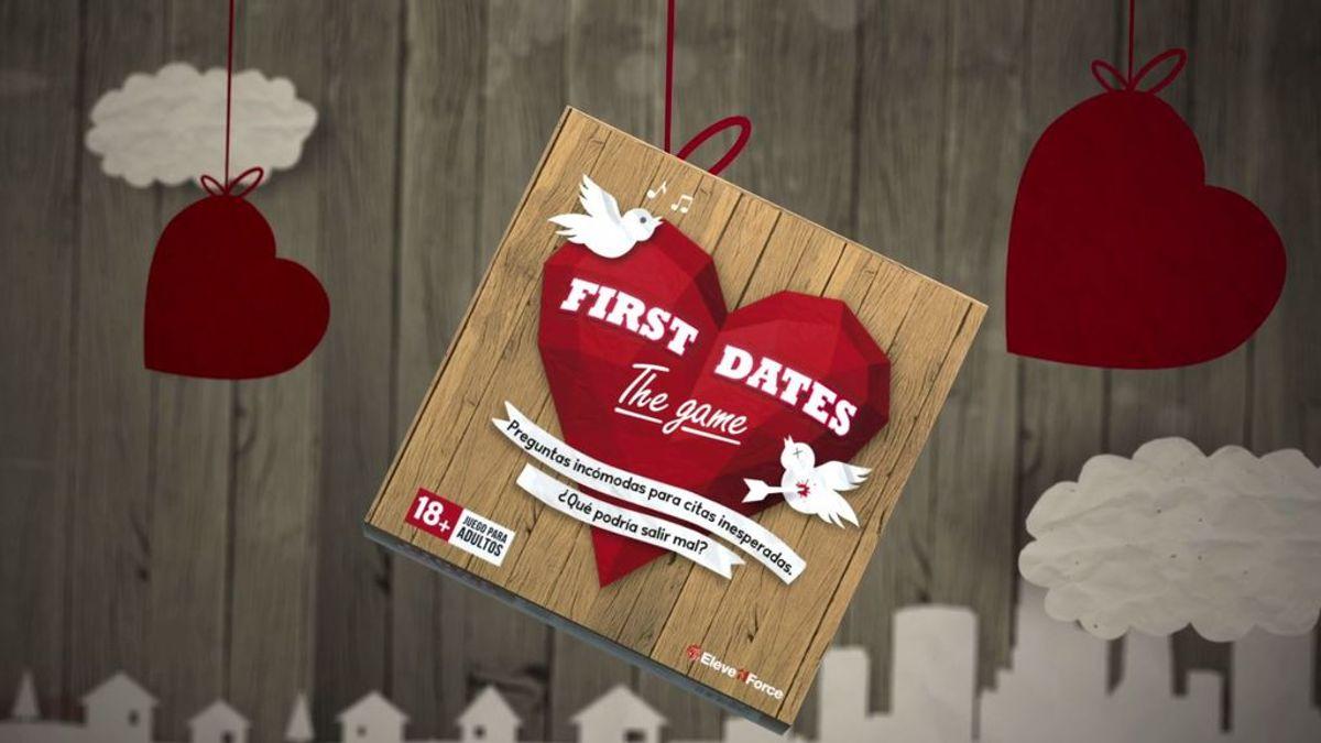 ¡El juego de First Dates puede ser tuyo! Cuéntanos en twitter la pregunta más divertida que te han hecho en una cita.
