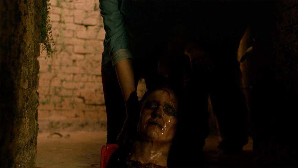 Encuentran el cuerpo de Elvira en el pozo