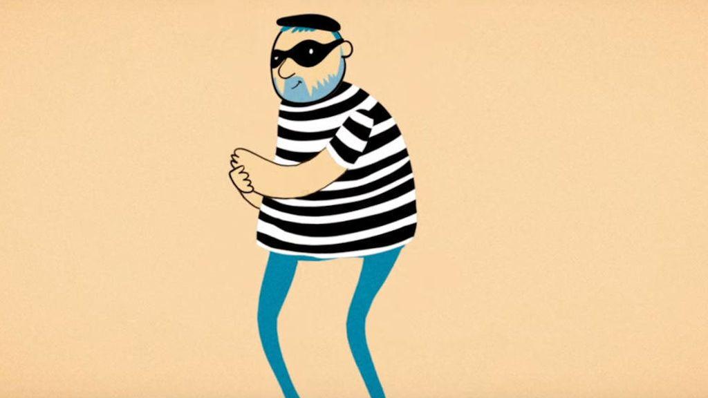 España Global retira el vídeo que caricaturizaba a Junqueras como un ladrón