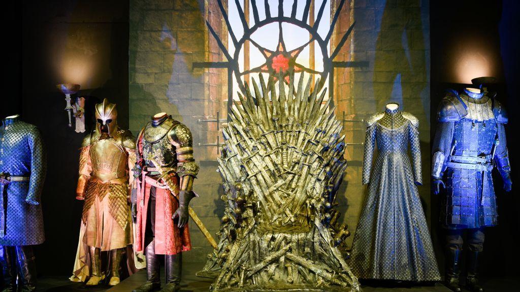 Ahora puedes sentirte un personaje de Juego de Tronos: la exposición más grande de la serie llega a Madrid