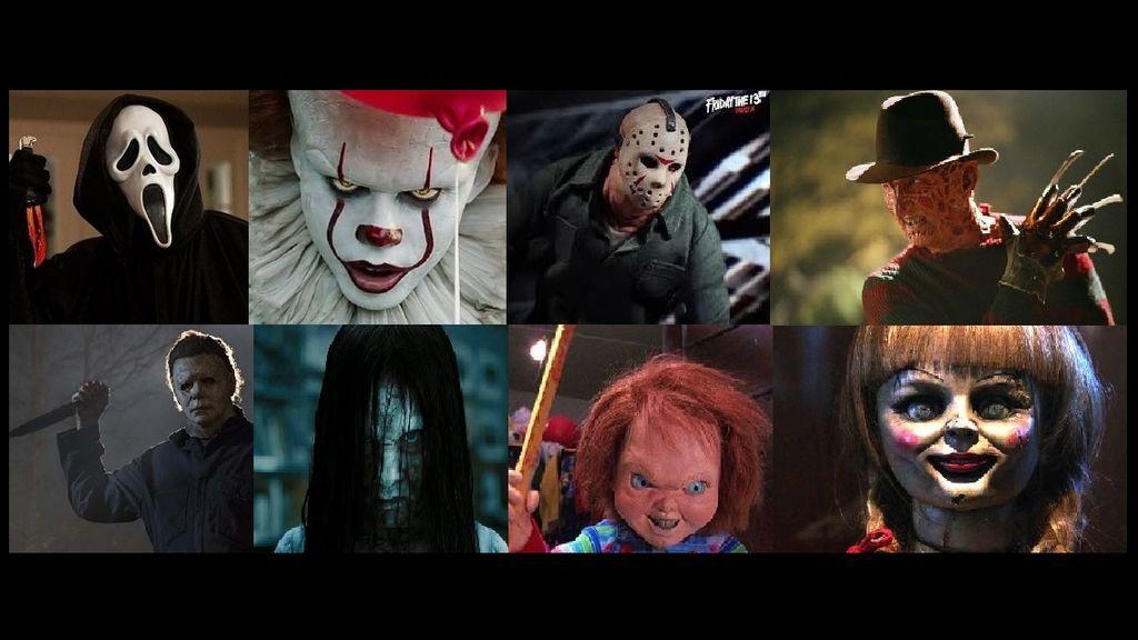 Llega Halloween, llega el miedo: vota por tu personaje de terror favorito