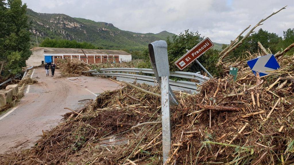 Hallan un cadáver en el puerto de Tarragona que podría corresponder a un desaparecido por la DANA