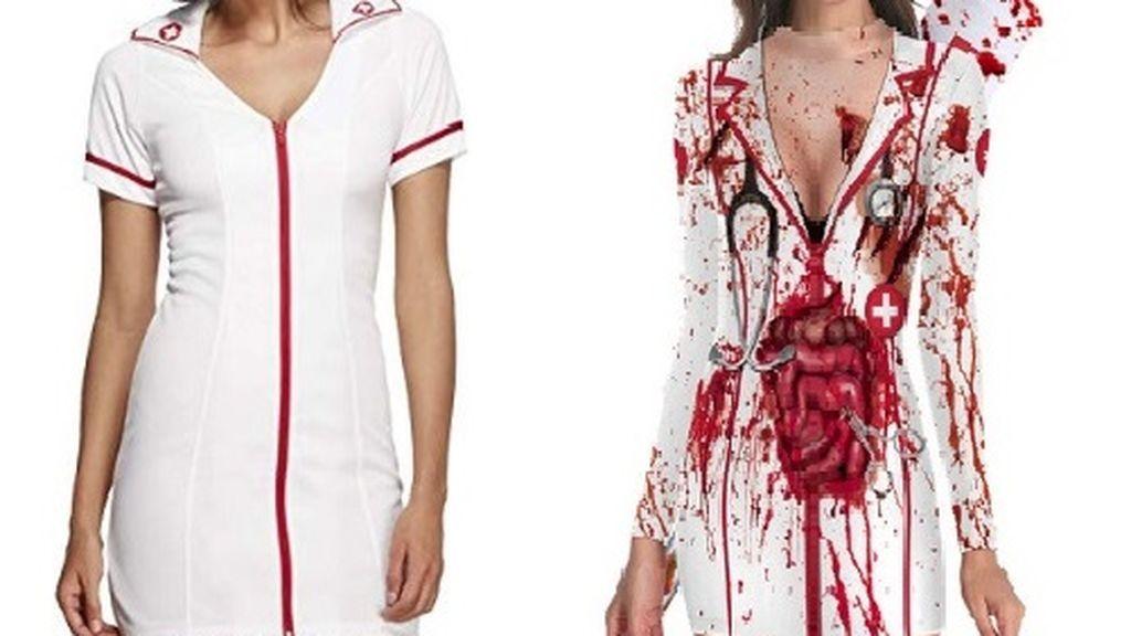 disfraz-enfermera